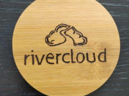 Rivercloud onderzetter